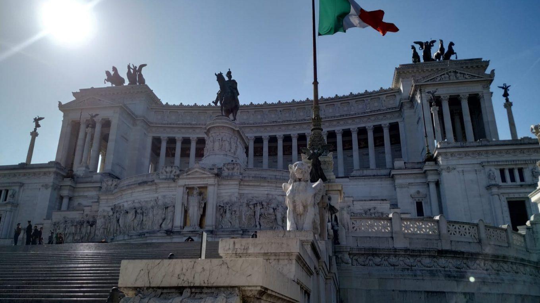 roma altare patria pederobba